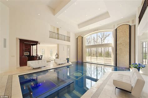 swimming pool room the incredible 19m new jersey house with a swimming pool