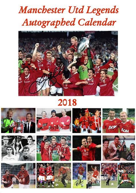 trumpisms 2018 day to day calendar the boasts barbs and musings of the 45th president books manchester united legends autographed calendar 2018