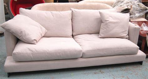 camerich sofa price camerich lazy time sofa three seater in neutral fabric