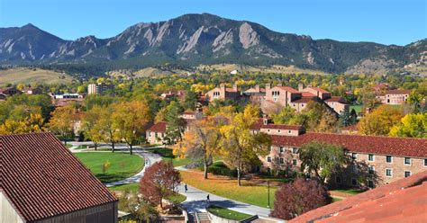 Cost Of Cu Boulder Mba by Boulder