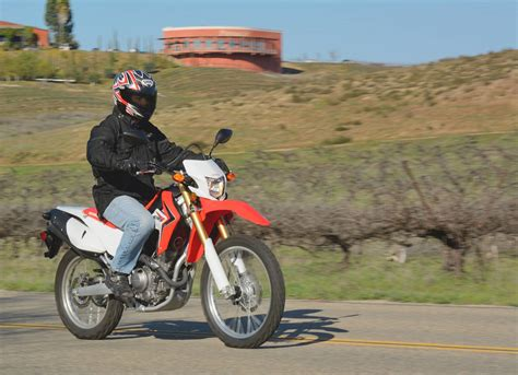 lightweight motorcycle 2013 honda crf250l md ride review 171 motorcycledaily com