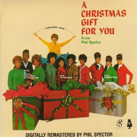 a christmas gift for you from phil spector 1963 the