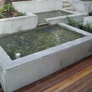 beton nachträglich wasserdicht machen wasserdichten beton selbst herstellen