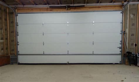Seal Door Gap Image Is Loading Under Door Weather Gap At Top Of Garage Door