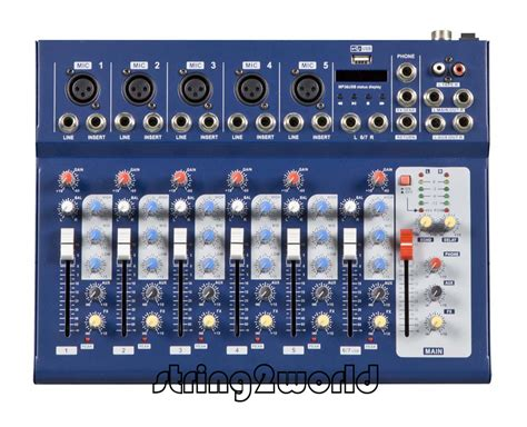 Mixer Audio Merk China compare prices on 7 channel mixer shopping buy low price 7 channel mixer at factory