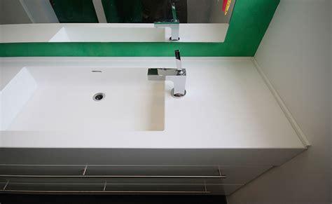 dupont waschbecken corian waschtische platten ma 223 anfertigung terporten