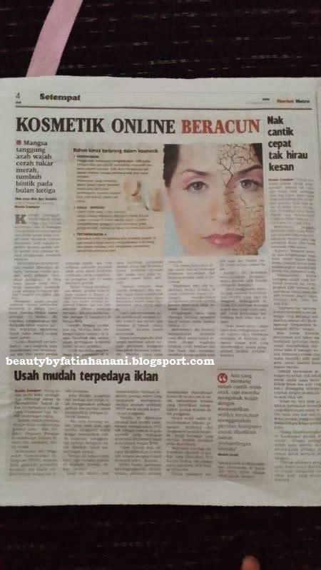 Lipstik Yg Murah by fatin hanani selamatkah produk kecantikan yang