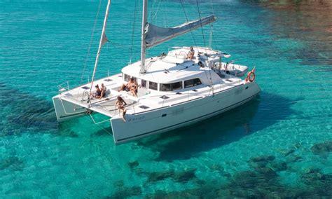 catamaran for sale ibiza 45 lagoon sailing catamaran in ibiza spain getmyboat