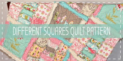 Rag Quilt Patterns For Beginners by Beginner Quilts Images