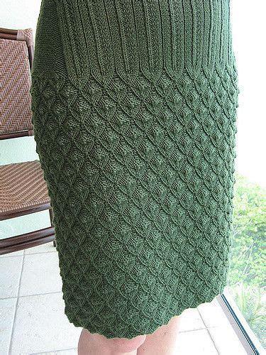 knitted skirt pattern 25 best ideas about skirt knitting pattern on