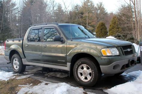 buy ford explorer sport trac buy used 2002 ford explorer sport trac xl sport utility 4