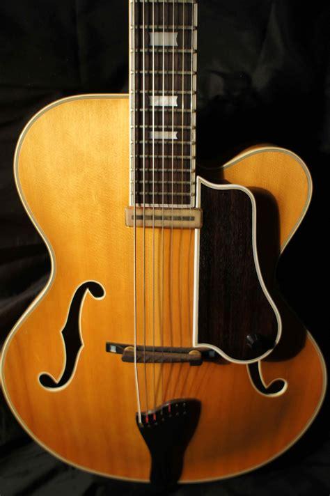 best jazz guitar strings bob benedetto 7 string fratello archtop jazz guitar 1982