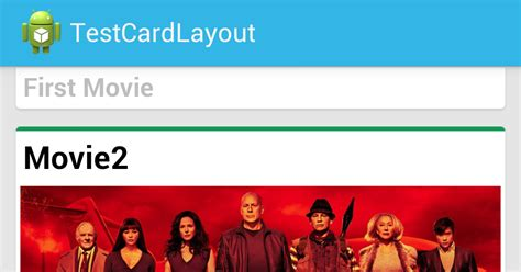 card layout in android tutorial android card layout
