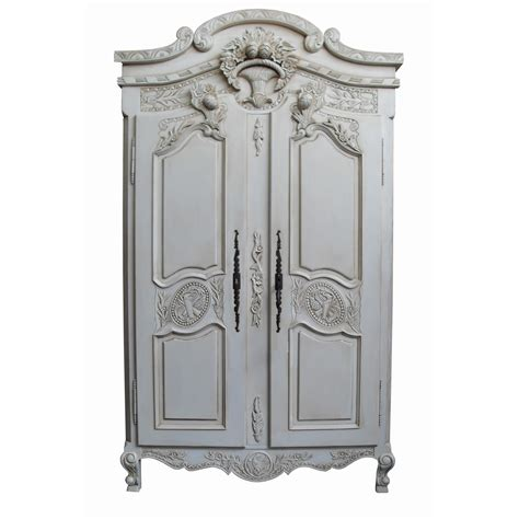french armoire wardrobes rococo antique french wardrobe