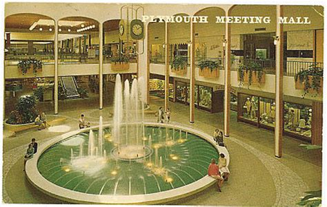 malls  america vintage   lost shopping malls