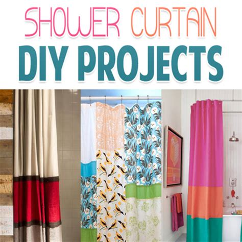 diy shower curtain valance bathroom curtain diy decorate the house with beautiful