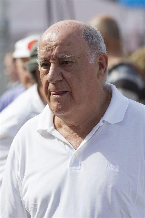 amacio ortega amancio ortega clothing magnate briefly overtakes bill