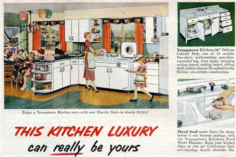 kitchen cabinet advertisement kitchen cabinets circa 1940 bright container house