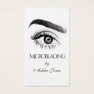 Microblading Business Cards
