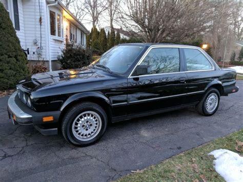 1985 Bmw 318i by 1985 Bmw 318i Original E30 2 Door 5 Speed In Schwarz