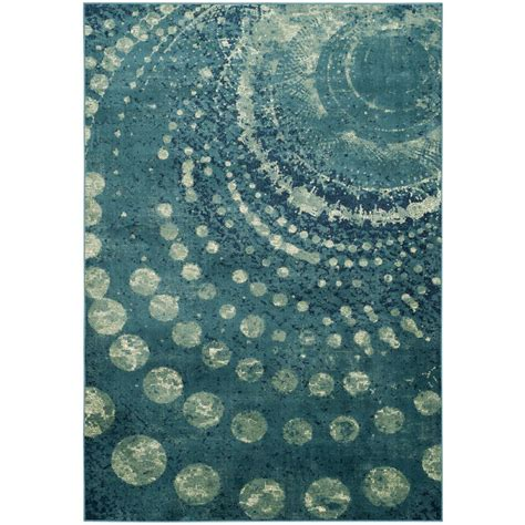 safavieh vintage turquoise multi 5 safavieh constellation vintage turquoise multi 5 ft 3 in x 7 ft 6 in area rug cnv749 2224 5