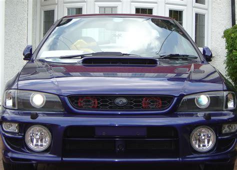 Subaru Impreza Headlights Pic Request Black Headlights Scoobynet