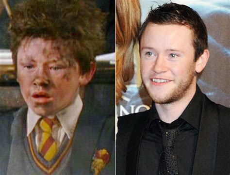 actor finnegan george harry potter and the deathly hallows where are they now