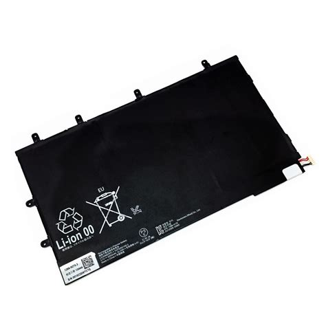 original oem sony xperia tablet z battery batteryexpert
