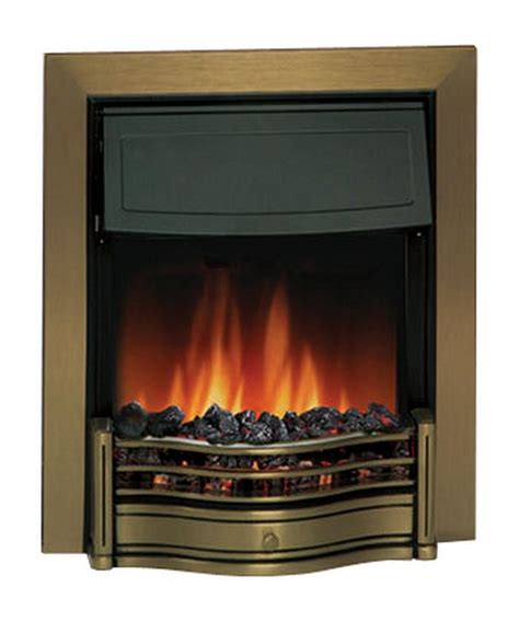 dimplex danesbury inset fire with unique optiflame 174 effect