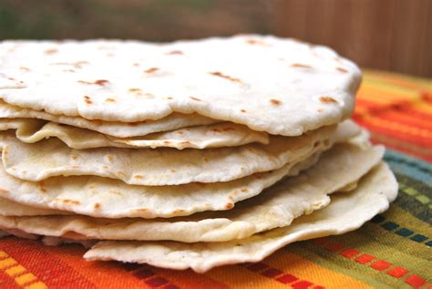 Handmade Flour Tortillas - flour tortillas recipes dishmaps