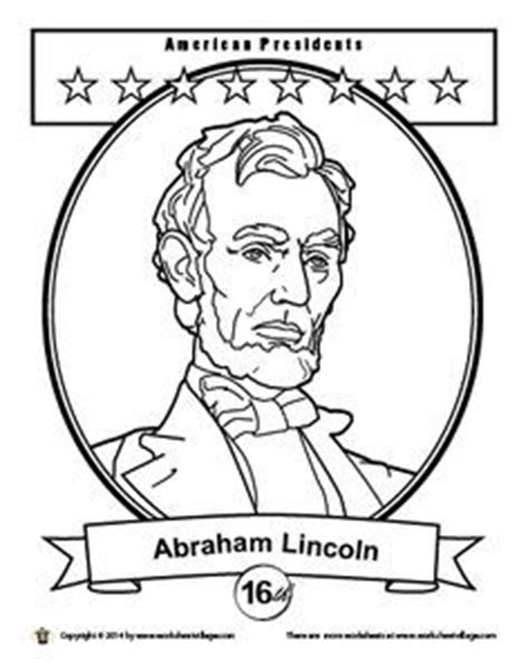 free coloring pages abraham lincoln abraham lincoln fun facts coloring page free printable