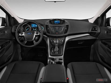 ford escape 2016 interior 2016 ford escape prices reviews and pictures u s news