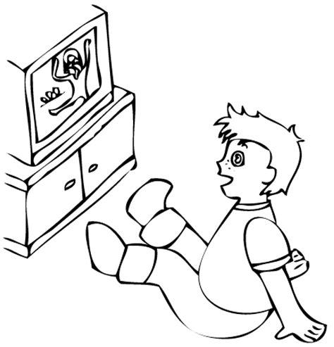 imagenes de niños viendo television para colorear juan camilo gutierrez mayo 2016