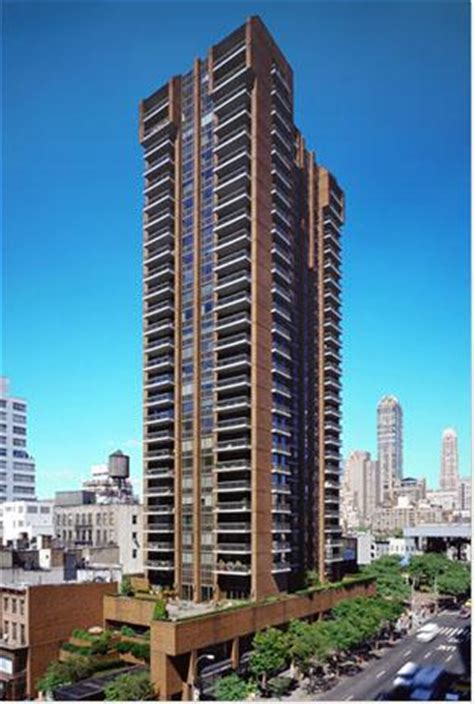 Luxury Apartment Building Ny 245 East 58th Rentals Le Triomphe Apartments