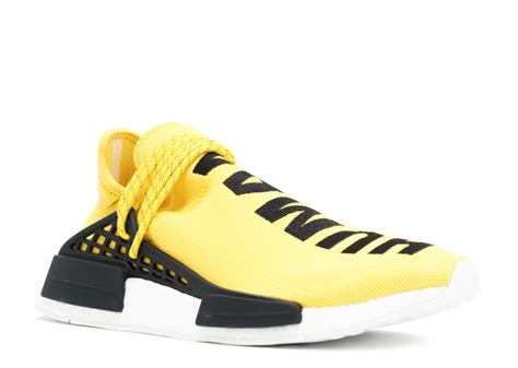 Nmd Pw Black Size Us 105 pw human race nmd quot pharrell quot yellow black flight club