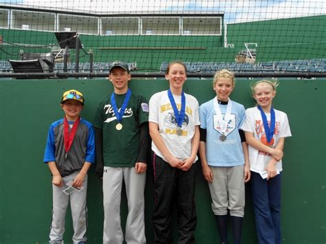 pitch hit and run sectional results waldoboro area kids finish in top spots at pitch hit