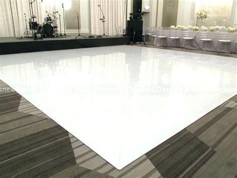 High Gloss Flooring Perfect Decoration White Flooring