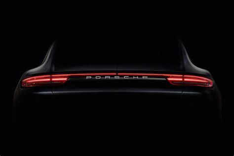 porsche panamera turbo 2017 back 2017 porsche panamera brings back autoevolution