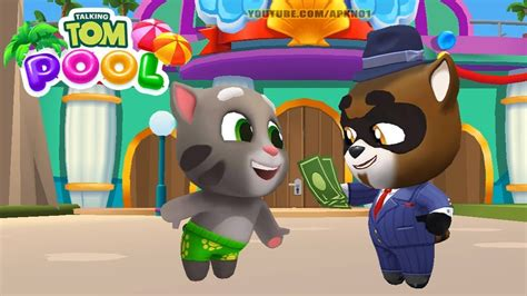 talking tom 2 apk version talking tom pool mod apk version 1 2 3 1073 axeetech