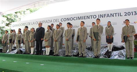 ganadores de olimpiada del conocimiento en las choapas veracruz da la bienvenida graco ram 205 rez al apoyo para invertir en