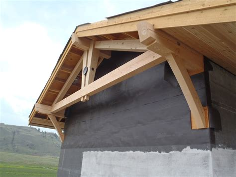 Gable Frame Gable End Truss Daizen Joinery