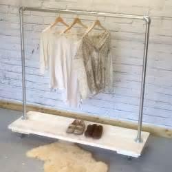 Long Kitchen Ideas 1000 Ideas About Heavy Duty Clothes Rail On Pinterest