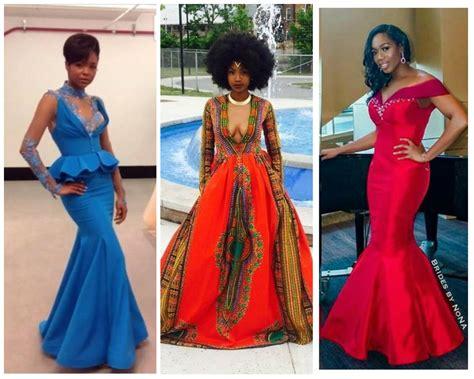 beautiful chitenge dresses the most beautiful ankara prom wedding dresses in the
