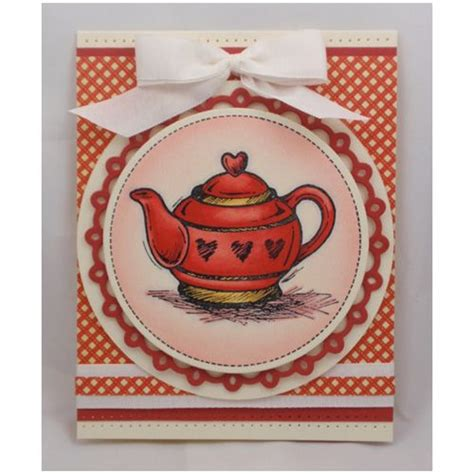 teapot rubber st 1000 images about hearts and serendipity sts on