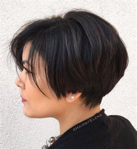 hair cuts different short at the top long on the back 17 best ideas about pixie bob haircut on pinterest pixie