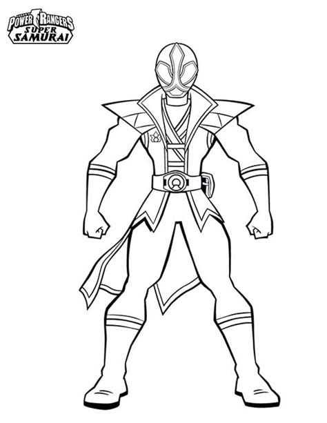 power rangers samurai coloring pages red power rangers super samurai para dibujar imagui