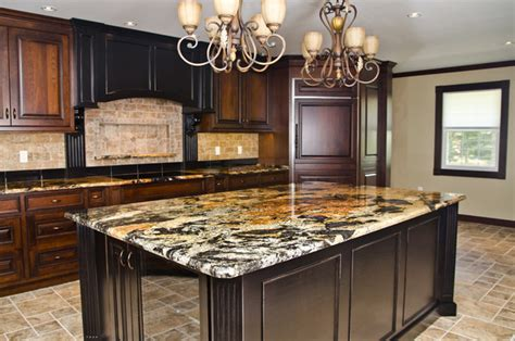 Plants Above Kitchen Cabinets by Magma Gold Granite Traditional Kitchen Dc Metro By
