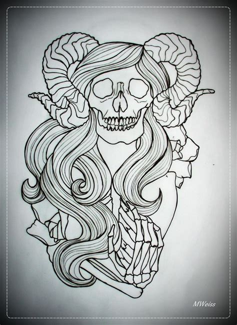 tattoo outlines pin by m weiss on outlines designes by mweiss
