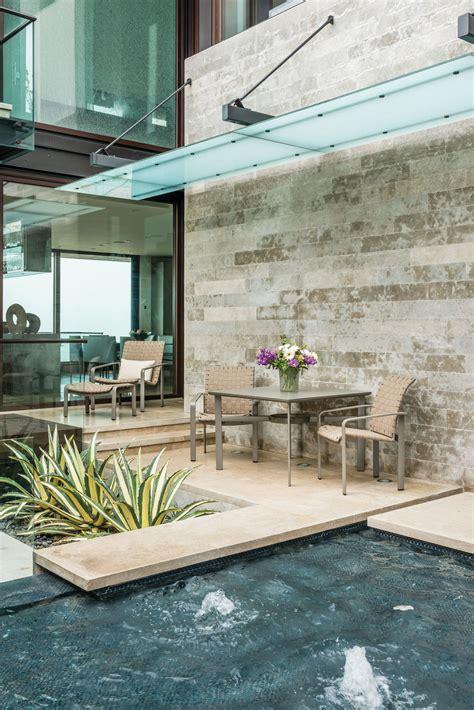 pin  villa terrazza home patio  dining plants dining