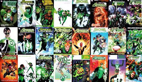 4all Series Green green lantern timeline reading order stefan mesch